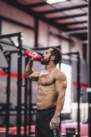 AdvoCare Endorser, Rich Froning, Hosts 2020 CrossFit-Sanctioned Mayhem Classic in Cookeville, TN, Jan. 10-12 (Photo: Business Wire)