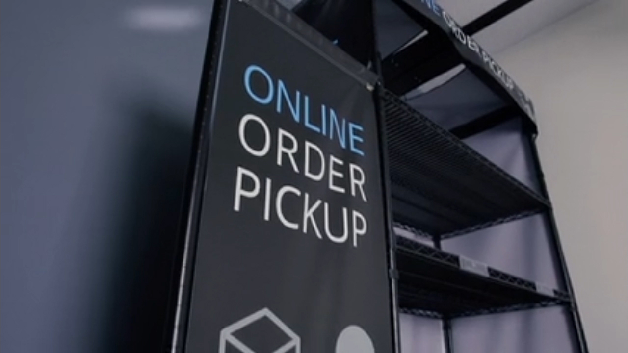 Newest BOPIS Solution: iPickup by Position Imaging, bringing computer vision to retail.