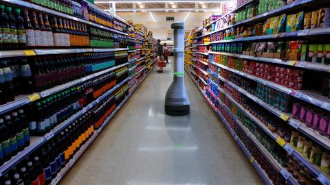 Zebra Technologies Unveils New Intelligent Automation Solution at NRF 2020 (Photo: Business Wire)