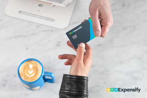 The Expensify Card is the first corporate card to offer a more meaningful alternative to traditional rewards points. (Photo: Business Wire)