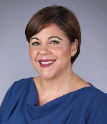 Karina Pavone, Executive Director Amigos For Kids (Photo: Business Wire)