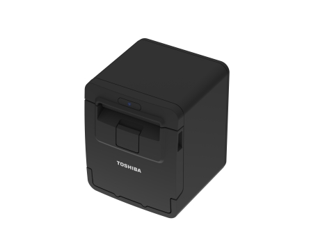 New Toshiba Receipt Printers Enhance Hospitality Point-of-Sale Customer Experience (Photo: Business Wire)