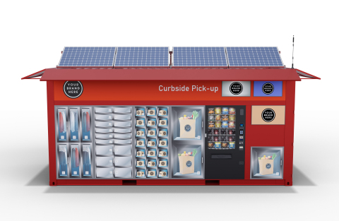 Cartable CX20 Storefront render (Photo: Business Wire)