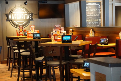 Brinker International selects Presto as pay-at-table technology partner across most of its 1,250 Chili's® Grill & Bar restaurants in the United States (Photo: Business Wire)