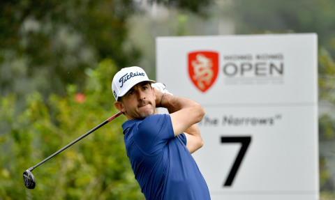 Wade Ormsby from Australia won the Hong Kong Open for the second time. (Photo: Business Wire)