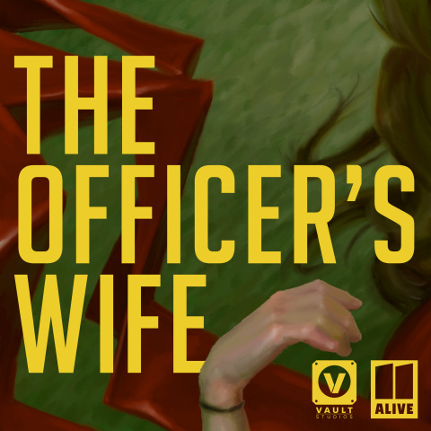 THE OFFICER'S WIFE, a six-episode podcast series by TEGNA's VAULT Studios that dives deep into the 2016 shooting of Jessica Boynton in a small town in Georgia. (Photo: Business Wire)