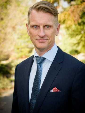 Ivenix CEO Jorgen B. Hansen (Photo: Business Wire)