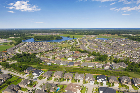 Johnson Development has had more top-selling communities ranked among the nation's best-selling communities than any other developer since 2014. The developer had five communities ranked on the most recent list by Robert Charles Lesser & Co., including Sienna, shown here. (Photo: Business Wire)