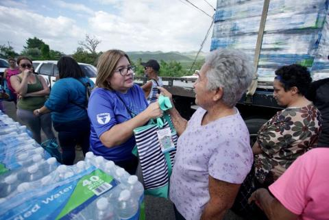 Walmart and the Walmart Foundation are committing up to $500,000 in cash and in-kind support for relief and recovery following the recent Puerto Rican earthquakes. (Photo: Business Wire)