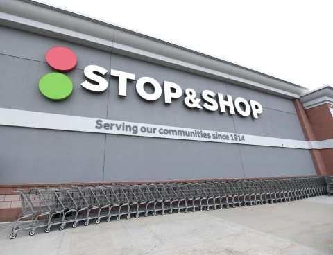 Stop & Shop storefront (Photo: Business Wire)