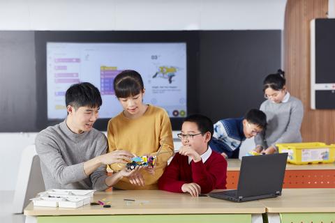 Prime科创套装助力激发学生学习自信、培养21世纪核心素养。(照片:美国商业资讯)