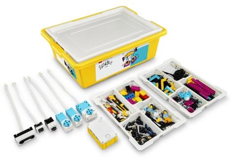 LEGO® Education SPIKE™ Prime科创套装 (照片:美国商业资讯)