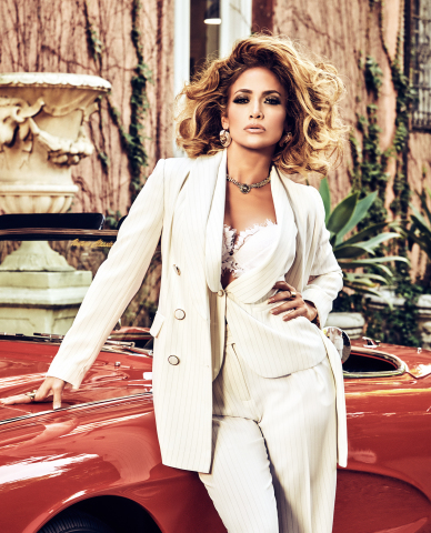 Jennifer Lopez for Marciano (Photo: Business Wire)