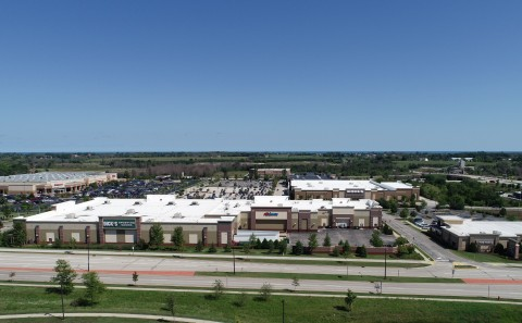 Aerial View, Grafton Commons, Grafton, WI (Photo: Business Wire)