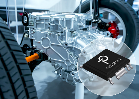 Power Integrations' highly robust SCALE-iDriver gate drivers achieve AEC-Q100 automotive qualification (Photo: Business Wire)