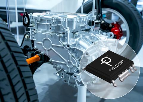 Power Integrations推出的高可靠性SCALE-iDriver门极驱动器已通过AEC-Q100汽车级认证 (照片:美国商业资讯)