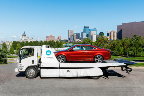 Carvana Adds Minnesota to Growing Midwest Presence, Brings The New Way to Buy a Car™ to Minneapolis. (Photo: Business Wire)