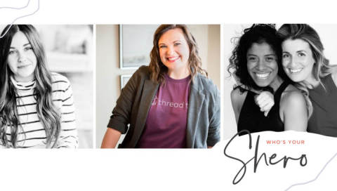 """PicMonkey announces winner and finalists of its 2020 """"Who's Your Shero"""" contest (Photo: Business Wire)"""