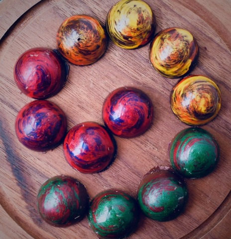 Outer Galactic Chocolates, Chocolate Varieties (Photo: Business Wire)