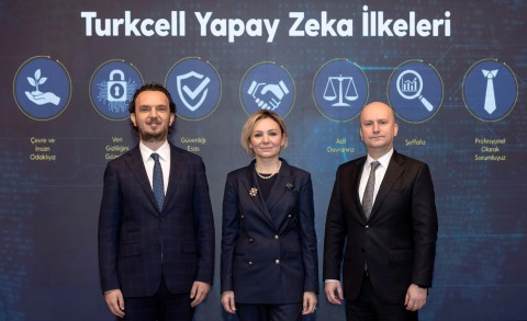 Turkcell today announced its AI Principles that commit to the ethical and responsible use of artificial intelligence technologies that will be embedded to core business procedures and technologies. (Photo: Business Wire)