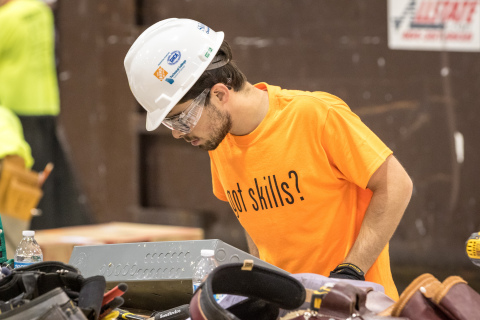 A $5.7 million grant will enable the Construction Education Foundation of Georgia (CEFGA) to create a model that addresses the nation's need for skilled workers in the construction trades -- beginning with the expansion of CEFGA's program in Georgia. (Photo: Business Wire)