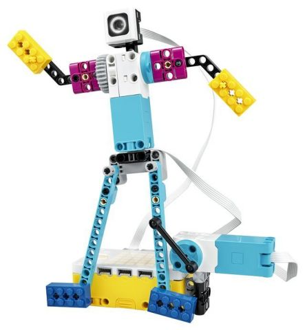LEGO® Education SPIKE™ Prime Build: Breakdancer (Photo: Business Wire)