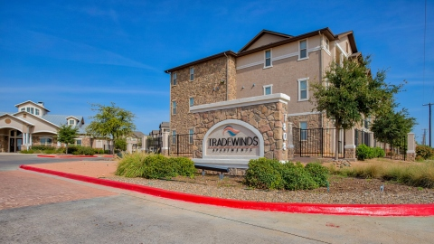 Tradewinds Apartments in Midland, Texas (Photo: Business Wire)