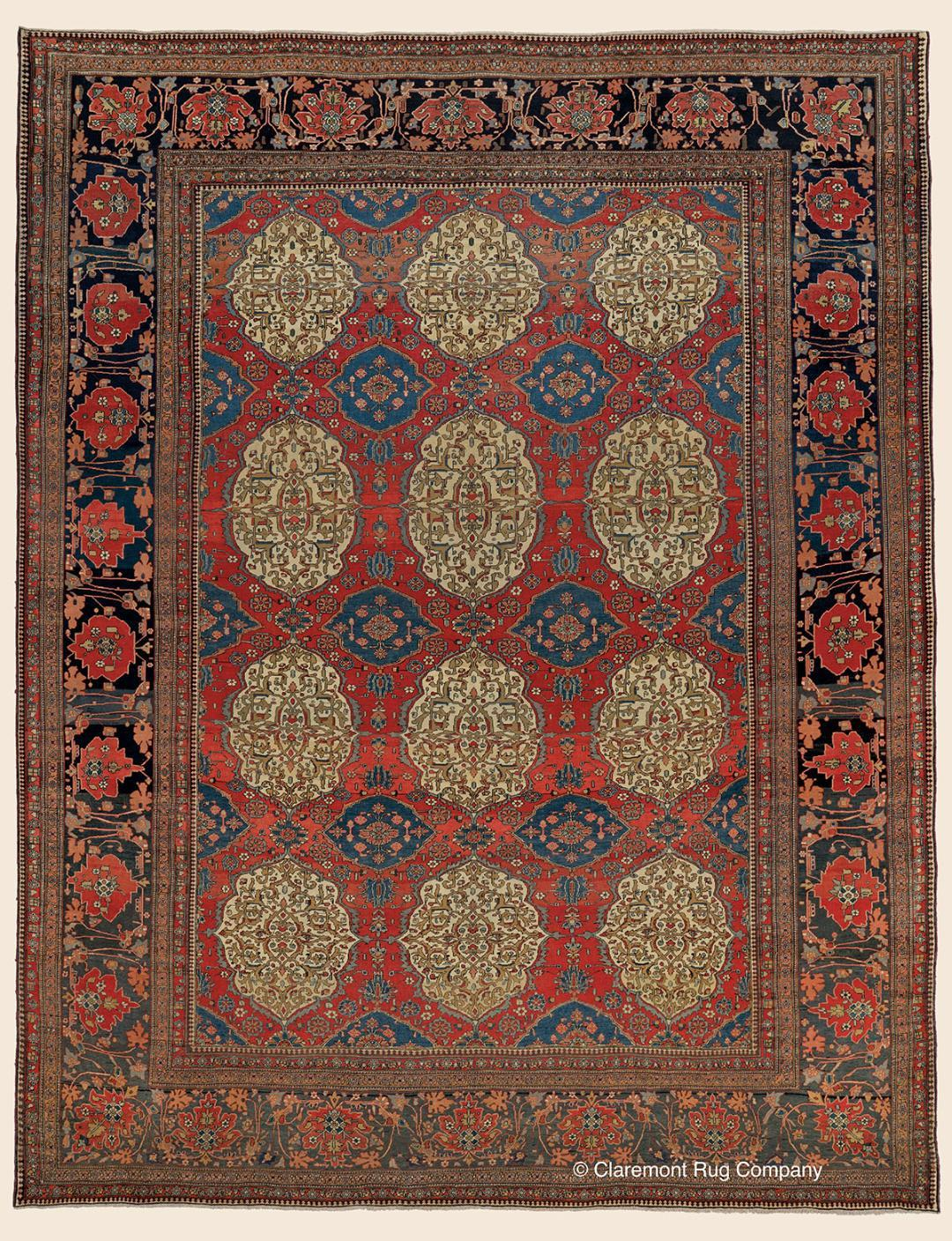 Claremont Rug Company Reports