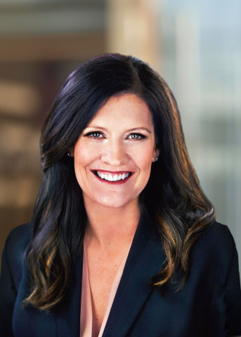 PeopleReady President Taryn Owen was named the 2019 Multiplier of the Year for the U.S. SMB category (Photo: Business Wire)