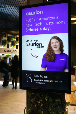 How Complex Is Tech? Asurion CES Poll Finds Tech Stresses out Even the Tech Industry (Photo: Business Wire)