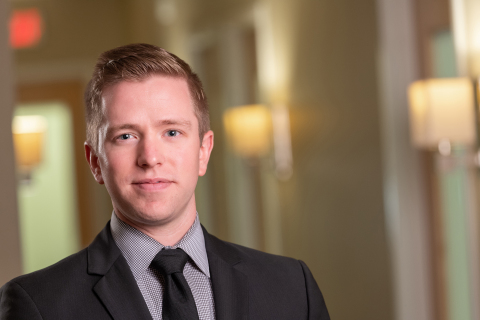 Frontline's Director of Sales Zack Palazzo (Photo: Business Wire)