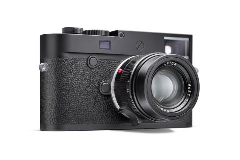 Leica M10 Monochrom Rangefinder Camera (Photo: Business Wire)