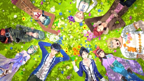 Whether players are picking up the game for the first time or returning to explore all the new content, Tokyo Mirage Sessions #FE Encore delivers a beautiful barrage of music, style and danger. (Graphic: Business Wire)