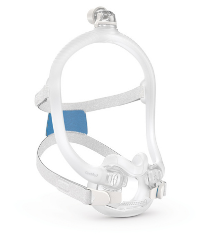 AirFit F30i tube-up full face mask, side view (Photo: Business Wire)