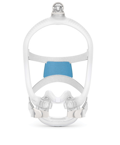 AirFit F30i tube-up full face mask, front view (Photo: Business Wire)