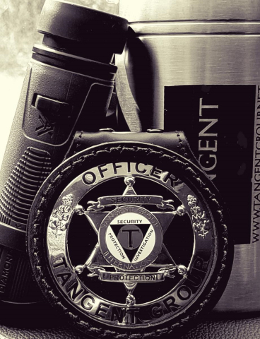 Efficiency meets security with Tangent Group's uniform guard division. (Photo: Business Wire)