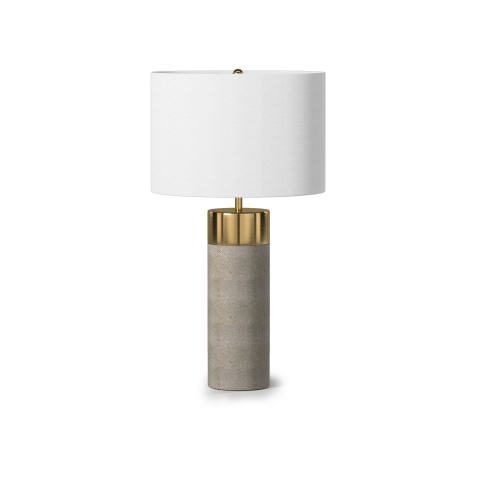 The Harlow table lamp is one of 500 3D products that will be made available to Marxent 3D Cloud Content Network subscribers for use in their own ecommerce applications. (Photo: Business Wire)