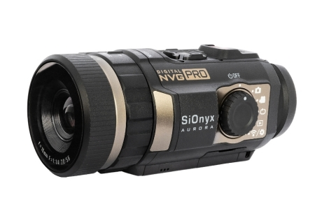 The SiOnyx Pro™ has 3X improved color night vision.(Photo: Business Wire)