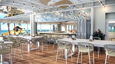 Four Marlins Restaurant (Photo: Business Wire)