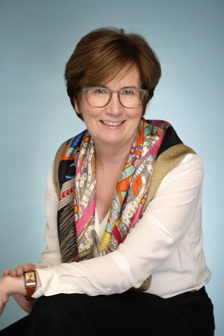 Premier Needle Arts Chief Marketing Officer of the Crafts Group, Ursula Morgan. (Photo: Business Wire)