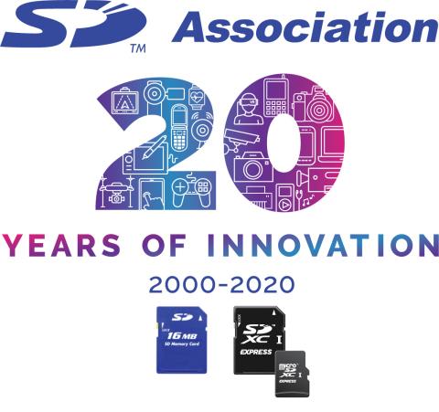 SD 20th Anniversary (Graphic: Business Wire)