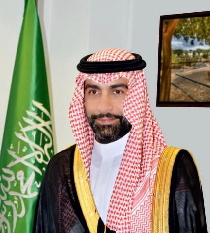 Fahd Abdulmohsan Al-Rasheed, the President of the Royal Commission of Riyadh City (Photo: AETOSWire)