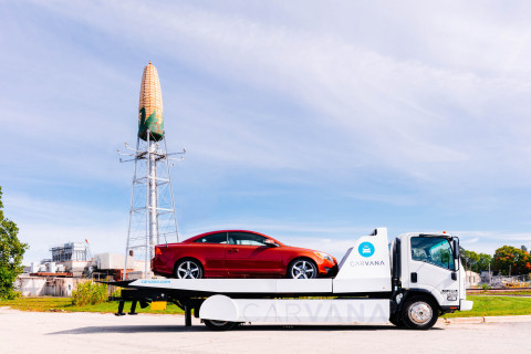 Carvana Strengthens Minnesota Presence, Offers Med City Area Residents The New Way to Buy a Car™ (Photo: Business Wire)