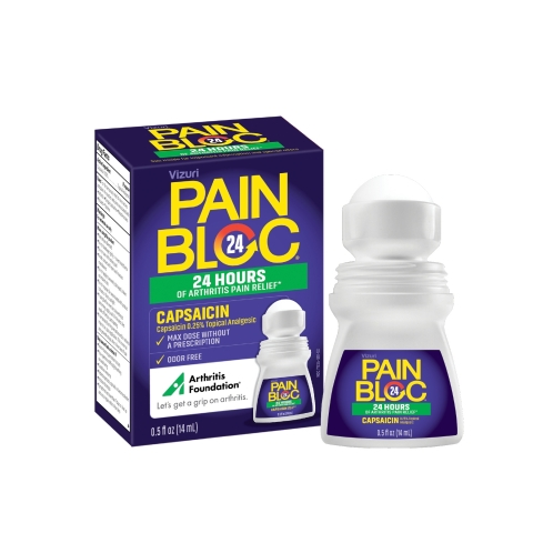 The only OTC topical with 24 hour arthritis pain relief* (*relief builds to full effect after several days. Use as directed everyday.) (Photo: Business Wire)