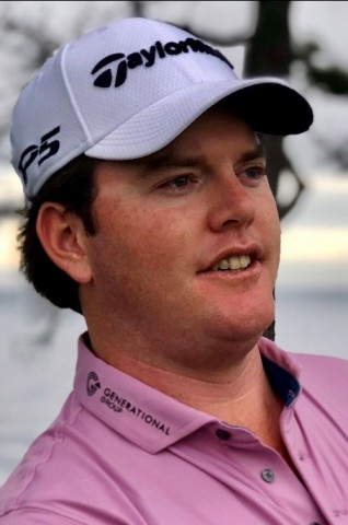 Professional golfer, Harry Higgs (Photo: Business Wire)