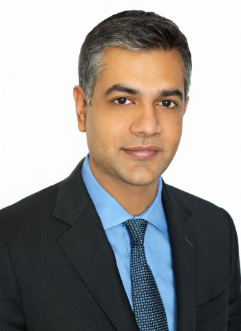 Sam Sidhu, a senior private equity executive and current Customers Bank board member, was recruited as Customers Bank's Vice Chairman and Chief Operating Officer and Customers Bancorp's Head of Corporate Development. (Photo: Business Wire)