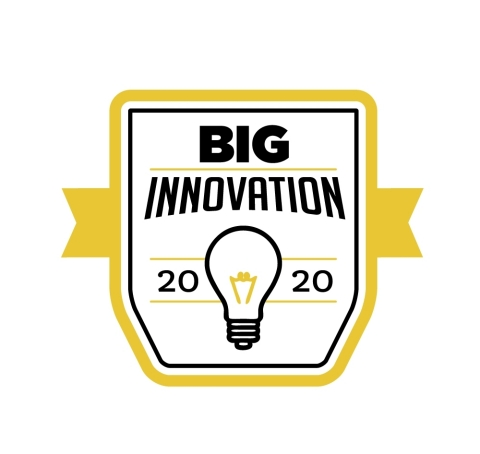 Perfect Corp. Wins 2020 BIG Innovation Award (Graphic: Business Wire)