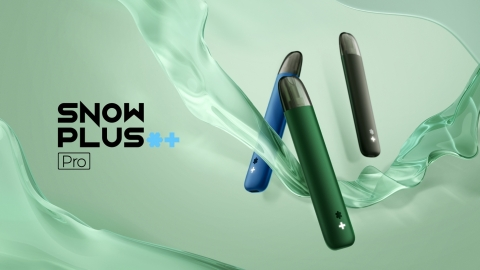 SNOWPLUS Pro leverages technologies at the vanguard of the vaporization industry to bring customers an unparalleled vaporization experience (Graphic: Business Wire)