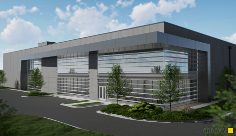 125-acre Hyperscale Data Center Campus in Prince William County, VA to be developed (Graphic: Business Wire)