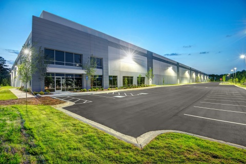 Crow Holdings Industrial delivers its strongest quarter ever. With e-commerce driving demand, the national developer gears up for a busy 2020. (Photo: Business Wire)